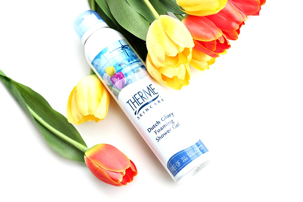 Therme Dutch Glory Foaming Shower Gel Review Beautyjuf