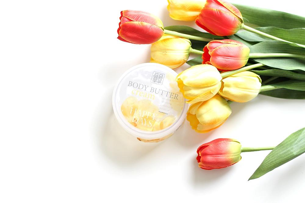 Opgemaakt april 2017 Beautyjuf Body Butter Cream Action