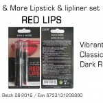 Max & More Lipstick & Lipliner Set