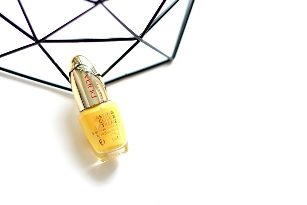 Pupa Lasting Color Extreme Nail Polish Review Beautyjuf