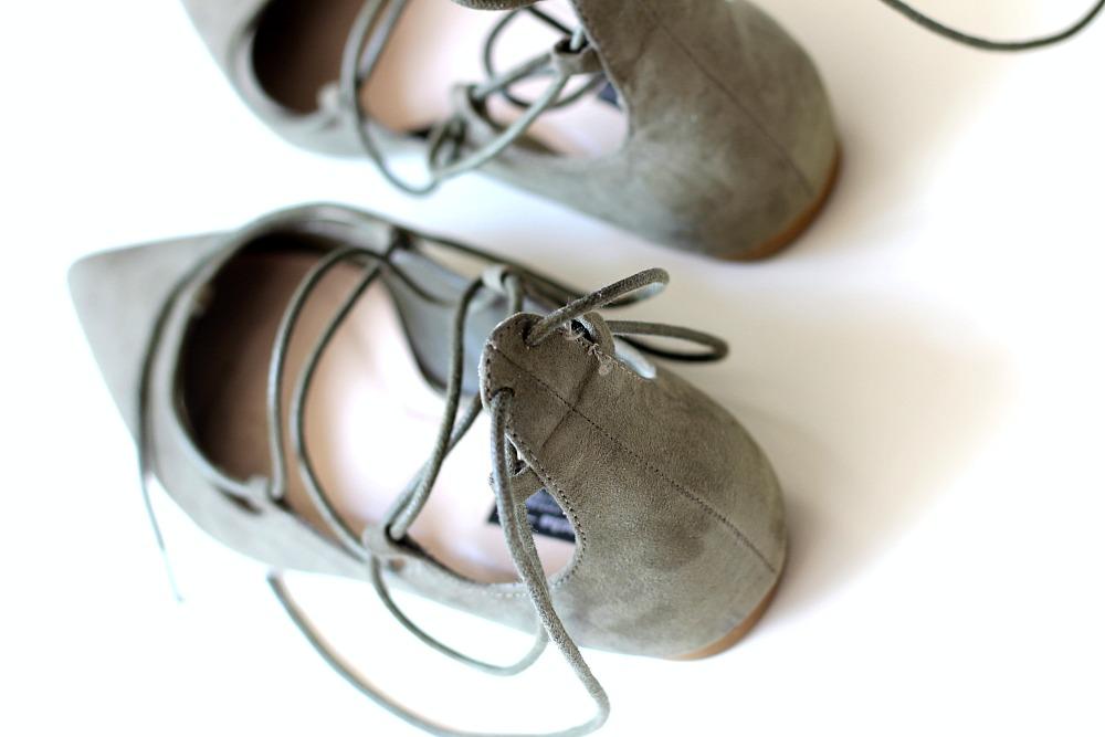 Sacha Veter Ballerina's Kaki