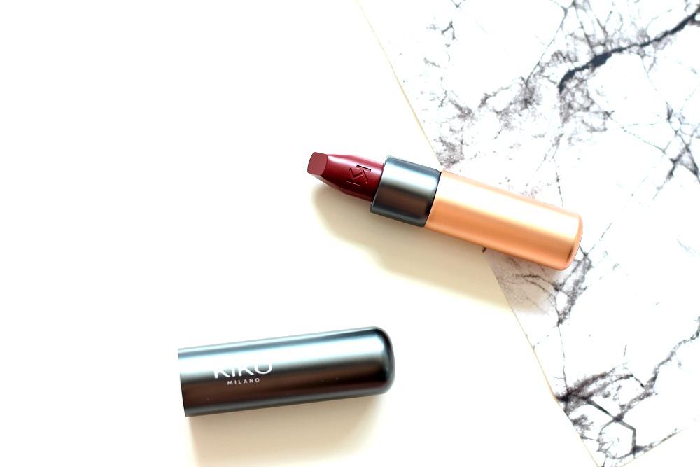 Kiko Shoplog Italië Kiko Velvet Passion Matte Lipstick