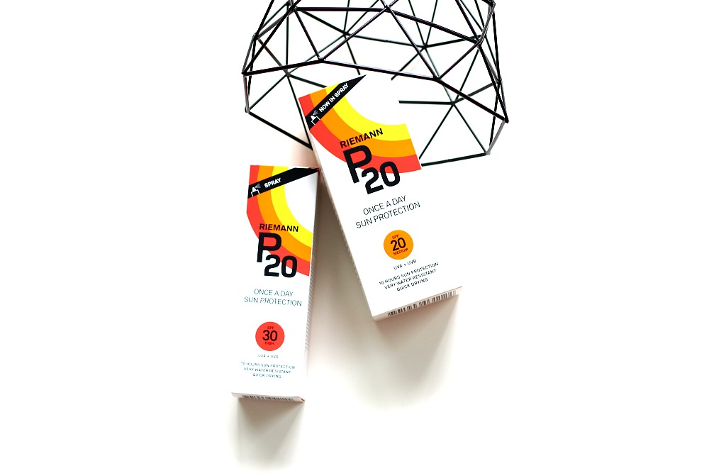 P20 Once A Day Sun Protection Review Beautyjuf