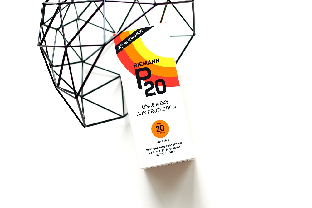 P20 Once A Day Sun Protection Review Beautyjuf_2