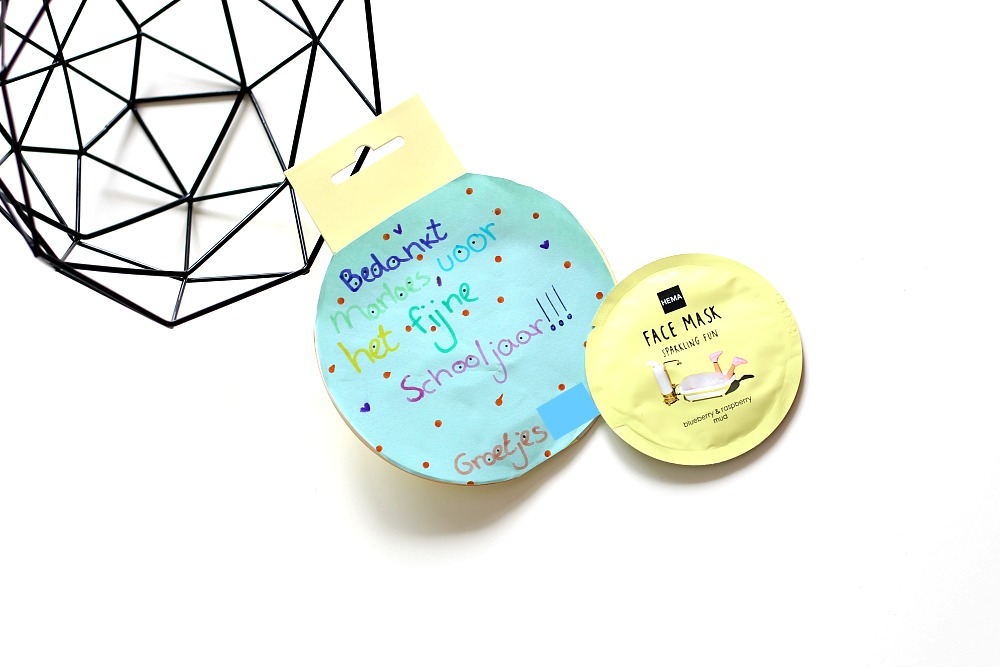 Hema Face Mask Sparkling Fun Blueberry & Raspberry Mud_4