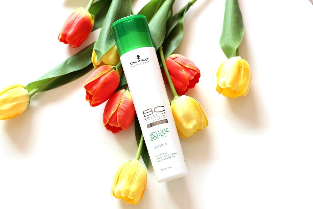 Opgemaakt September 2017 Schwarzkopf Professional BC Bonacure Hairtherapy Volume Boost Shampoo