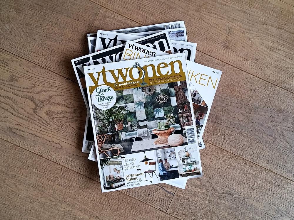 VT Wonen Magazine