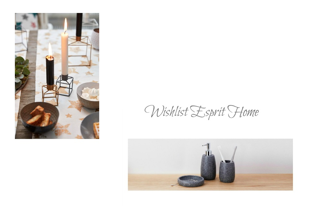Wishlist Esprit Home
