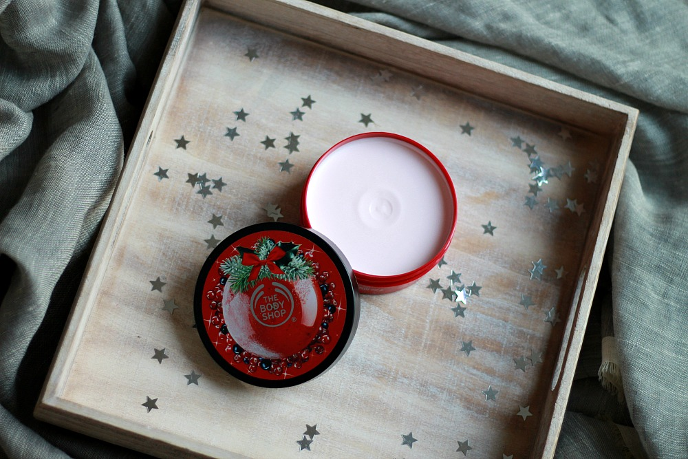 The Body Shop Body Butter Frosted Berries Limited Edition Review
