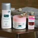 Win Kneipp Silky Secret Crème Douche & Body Crème + Kruidvat Nail Care Complete Care 8 in 1