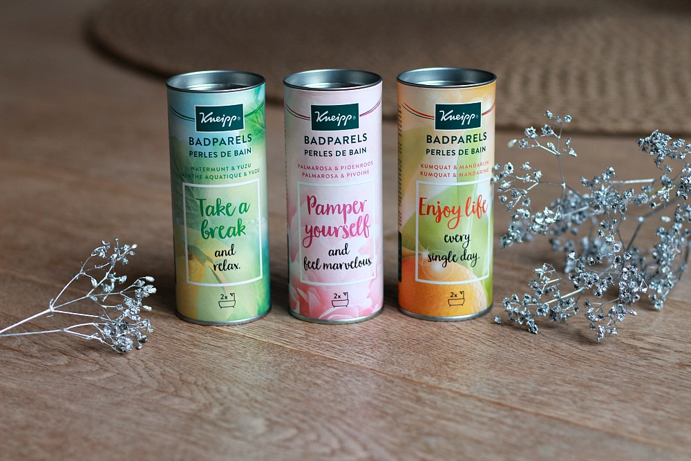 Kneipp Badparels Review