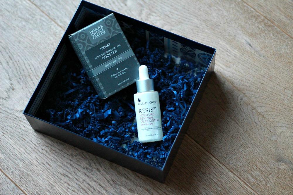 Paula's Choice Resist Anti-Aging 5 AHA Exfoliant & Oil Booster Review Beautyjuf