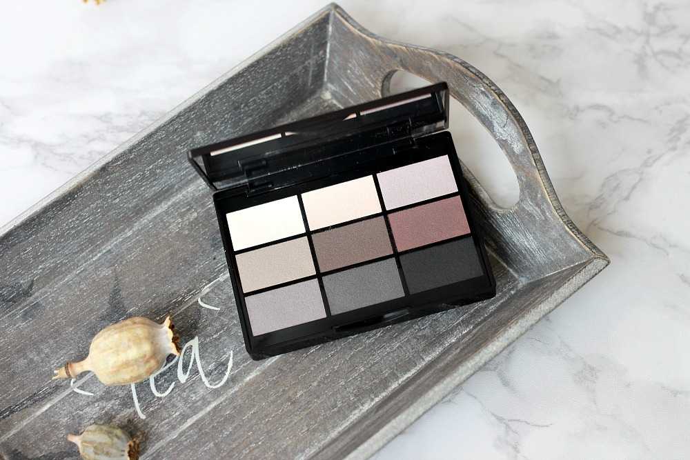 Gosh Eyeshadow Palette To Be Cool In Copenhagen Review