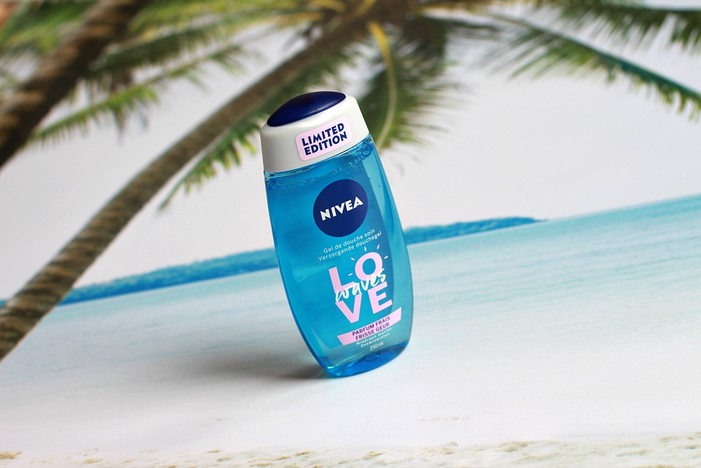 Nivea Summer Douchegel Love Waves Review
