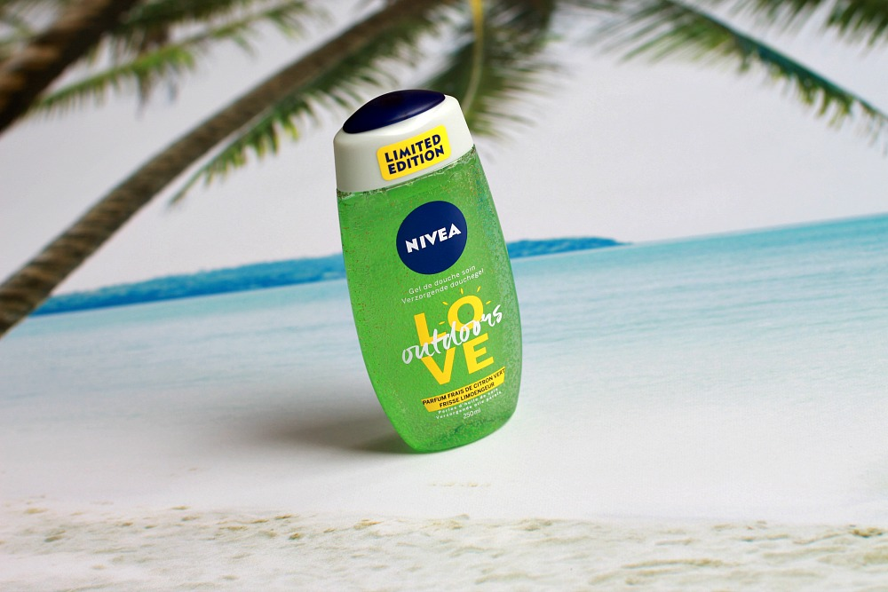 Nivea Summer Douchegel Love Outdoors Review