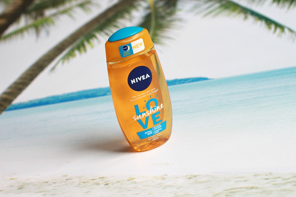Nivea Summer Douchgel Love Sunshine Review