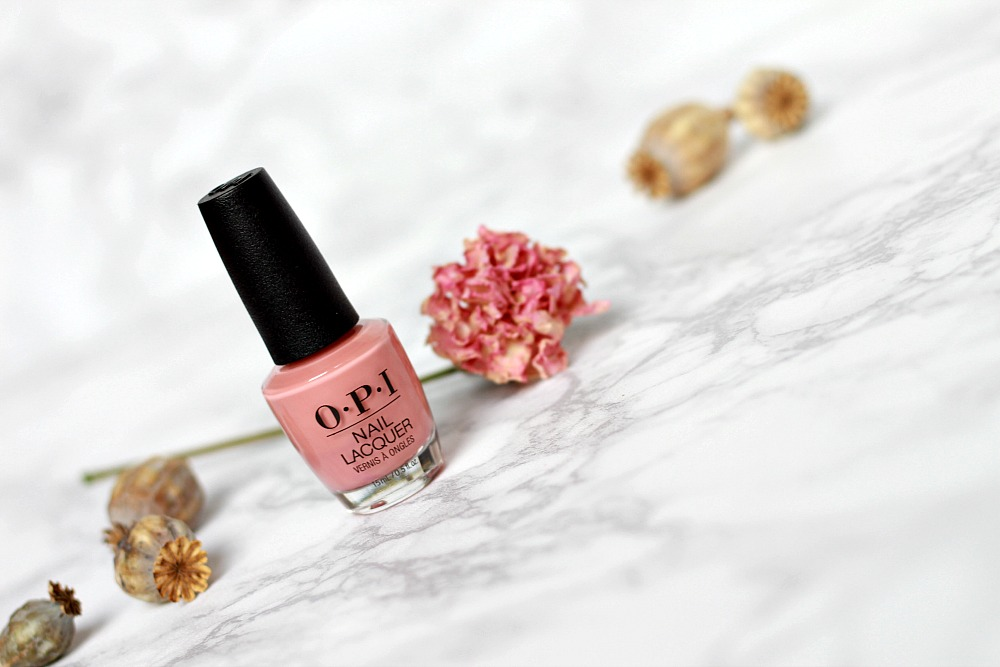 OPI I'll Have a Gin & Tectonic Review Collectie Iceland