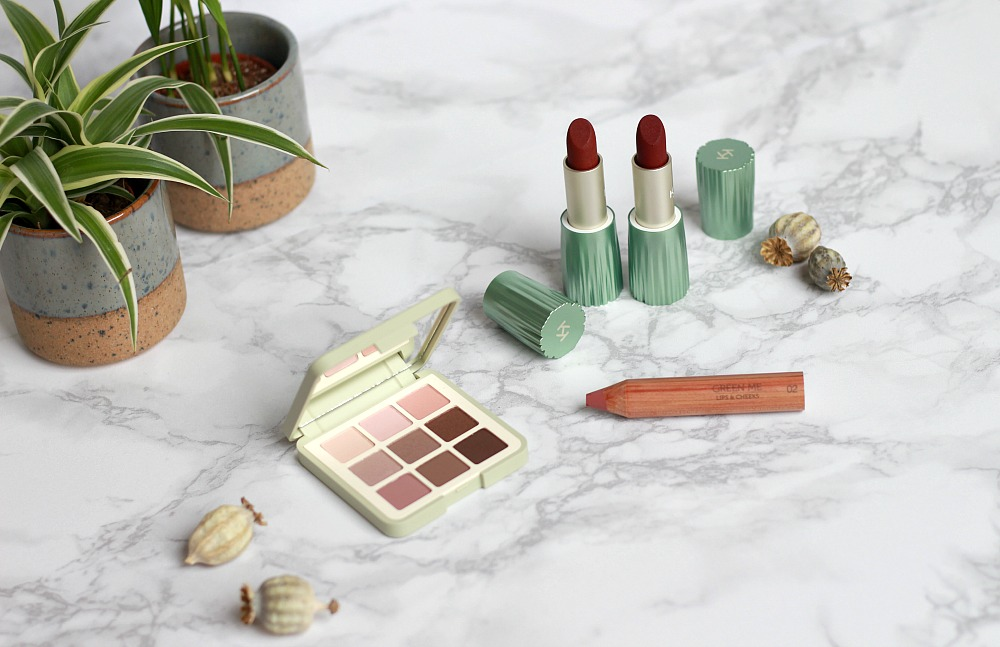 Shoplog Kiko Milano Limited Edition Green Me & Free Soul