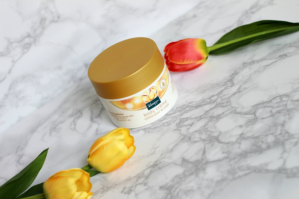 Mijn geopende stash body butters #4 Kneipp Beauty Geheim Body Crème