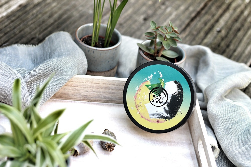 The Body Shop Shoplog Body Butter Piñita Colada-