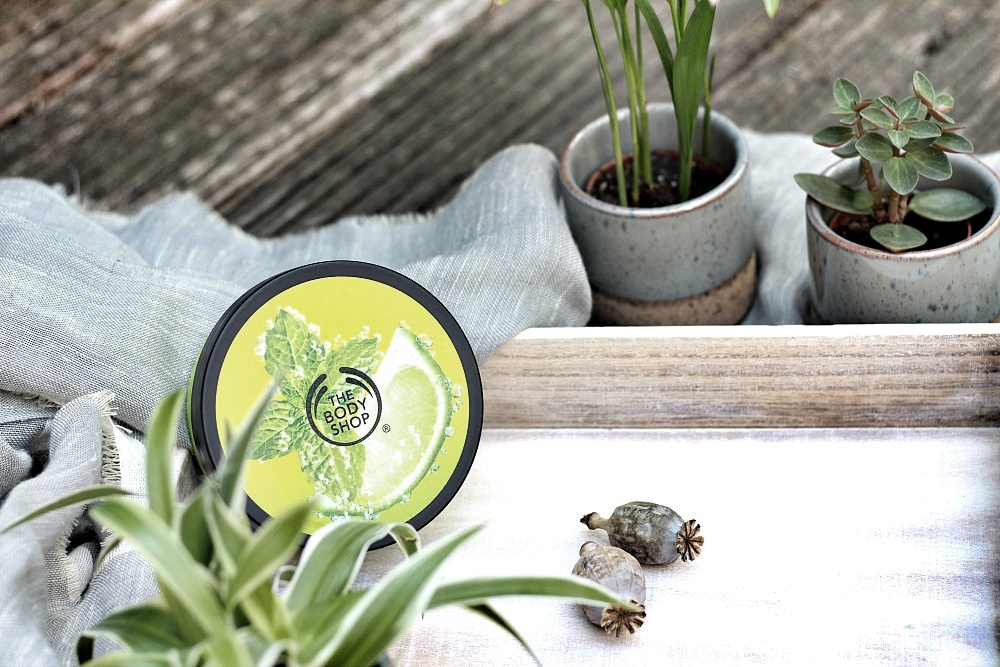The Body Shop Shoplog Body Butter Virgin Mojito