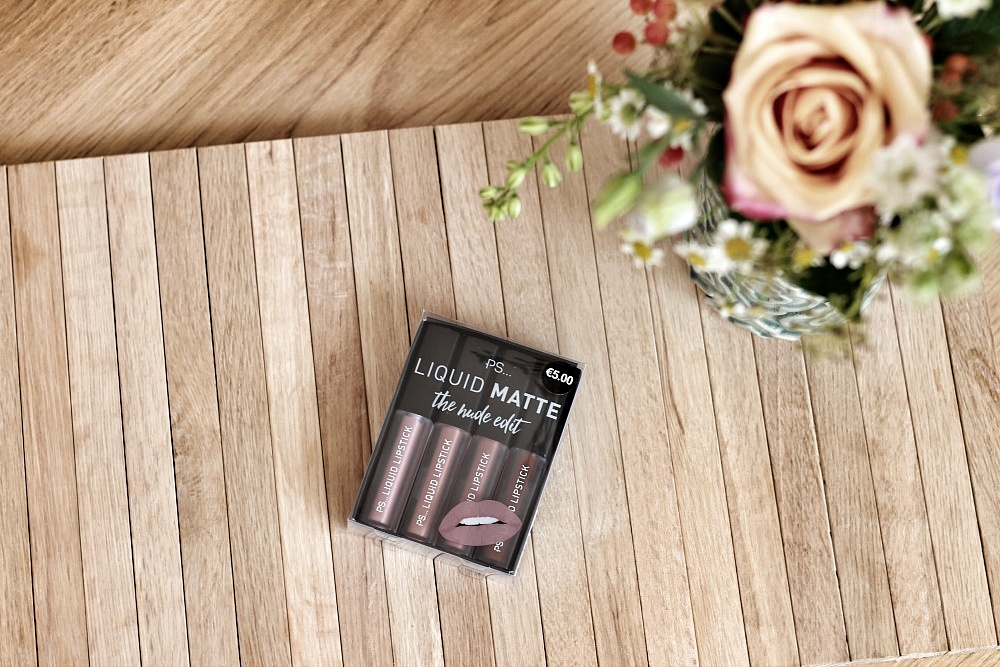 Primark PS... Liquid Matte The Nude Edit Review-01